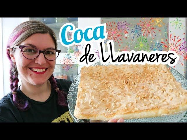 COCA DE LLAVANERES | Coca de San Juan con Hojaldre