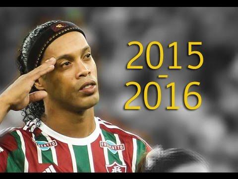 Ronaldinho ✪Magical Skills Show 2015/2016 HD✪ ©KrunoKovacevic