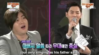 Video [EngSub] JUNJIN CUT Idol Singing contest download MP3, 3GP, MP4, WEBM, AVI, FLV April 2018