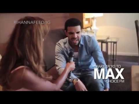 Every interview of Rihanna and Drake mentioning each other