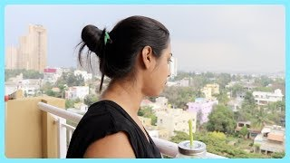 It's Raining Outside🌧️......Awesome Weather☔ || Indian Vlogger Soumali