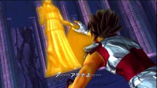 聖闘士星矢戦記 - Saint Seiya: Sanctuary Battle : Final Boss - Final Phase & Ending + Credits