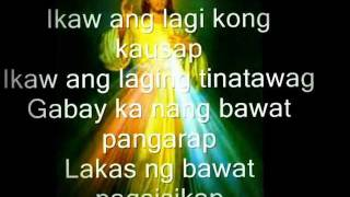 KRISTO-w/ lyrics (junior melia) w/ lyrics- hjm sru music group