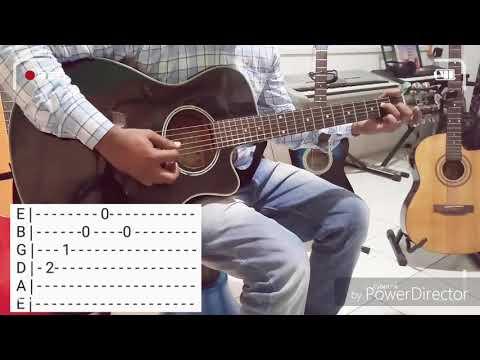 Pyaar Toh Andha Hai Guitar TABS & CHORDS ( Intro Lesson Part-1)