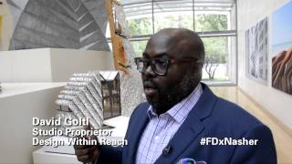 #fdxnasher - David Goltl, Studio Proprietor, Design Within Reach