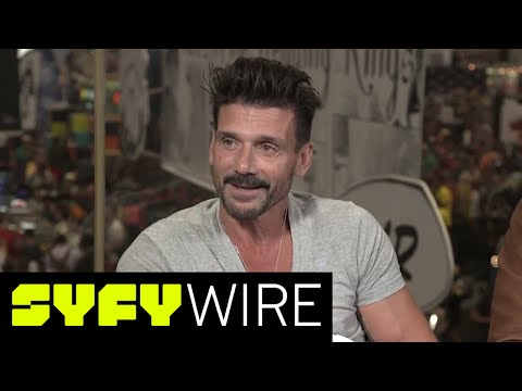 Frank Grillo on if Crossbones Will Return  New York ComicCon 2017  SYFY WIRE