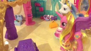 MLP Life As a princess: episode 2 (the break up)