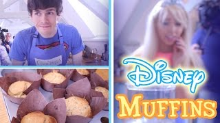 Disney Baking Class | Bananaburns