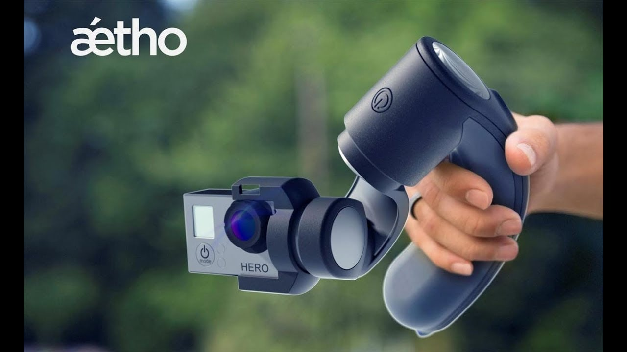 5 Best Smartphone Stabilizers / Gimbals You need to buy - GoPro Stabilizer #03