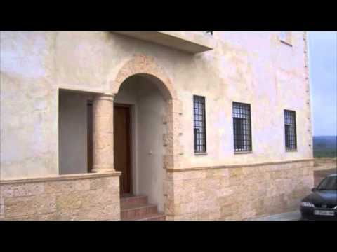 Piedra artificial youtube - Salones con piedra decorativa ...