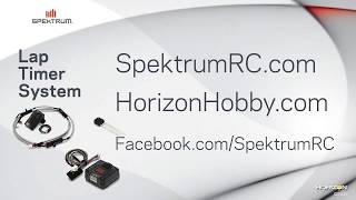Spektrum Lap Timing System - IR sensor fo Video