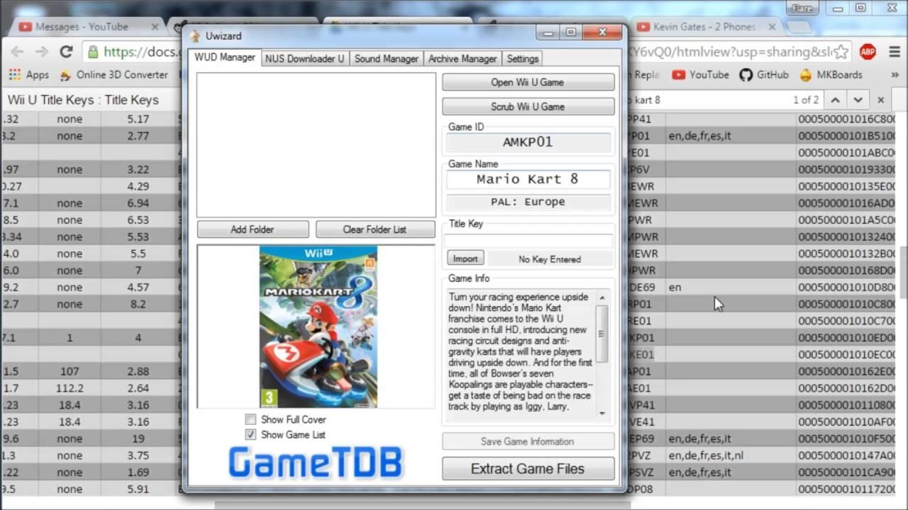 wii u games download google drive