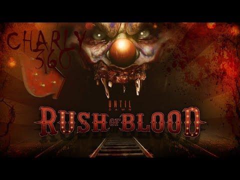 Realidad Virtual Playstation Vr Until Dawn Rush Of Blood Parte 1