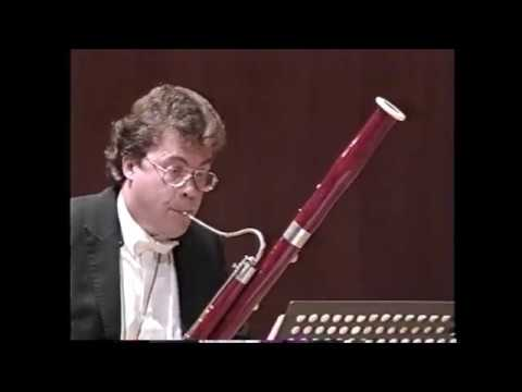 Devienne Bassoon Quartet in C Major, Op.73, No.1 Vienna Chamber Ensemble