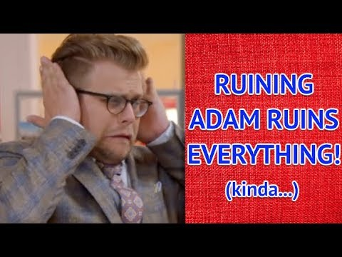 Ruining Adam Ruins Everything! (kinda...)