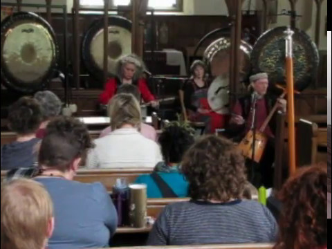 Sacred Sound Journey  at St Michael and All Angels Church, Witton Gilbert, Durham
