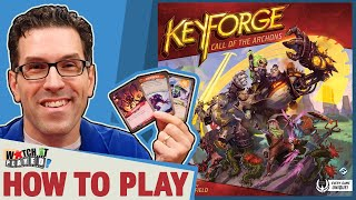 KeyForge - How To Play