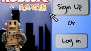 ROBLOX 2D - Scratch Game!