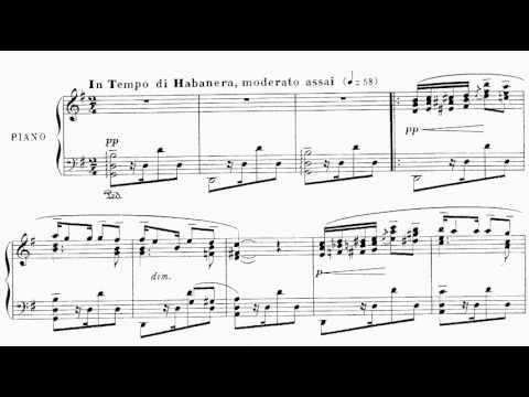 ABRSM Piano 20132014 Grade 8 C:3 C3 Ernesto Halffter Habanera Sheet Music