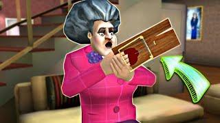 LE PONGO UNA TRAMPA PARA RATONES A MI PROFESORA - Scary Teacher 3D (Horror Game)