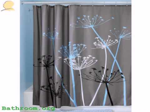 InterDesign Thistle Shower Curtain Review 2015