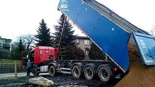 Się trafiło nauka nowego /starego kierowcy a BOSS dał rade ? :) Budowa domu