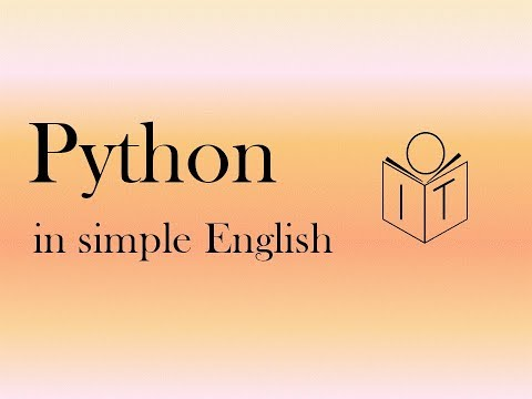 Python strings tutorial | programming in simple English | 2018