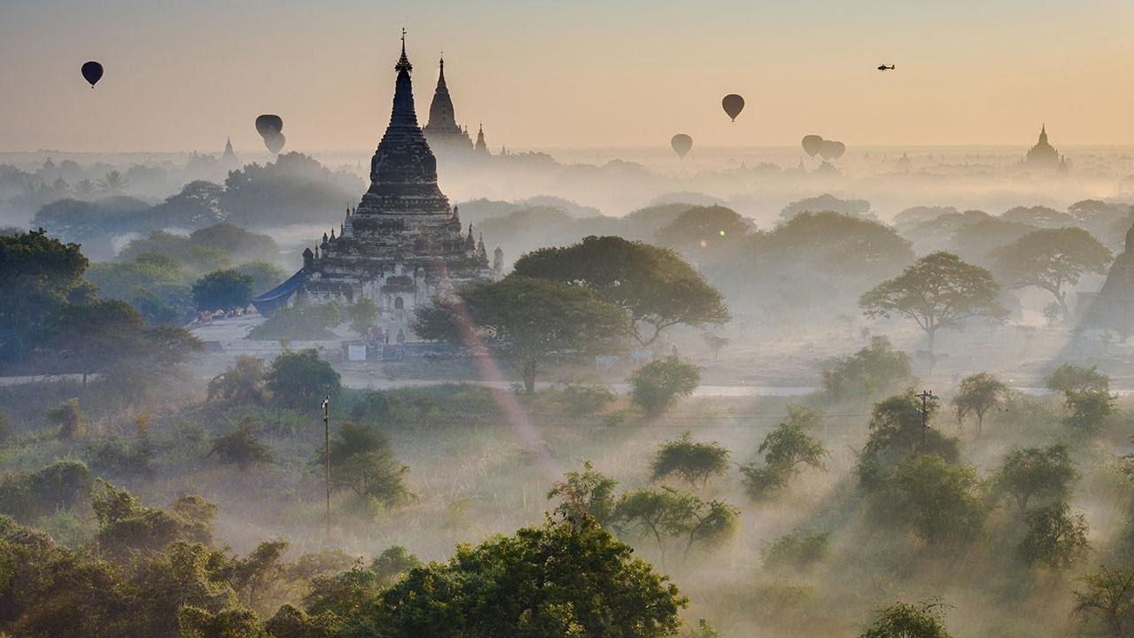 Introducing Myanmar - YouTube