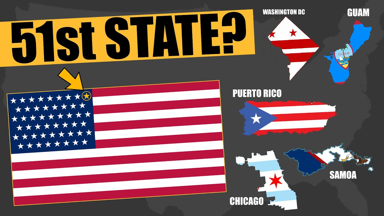 Download What Is The 51st U.S. State Going To Be?