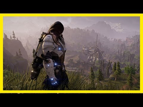 Breaking News   How the creators of risen went open world 'science-fantasy' with elex, out tomorrow