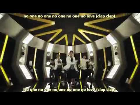 F Cuz   No one MV english subs + romanization + hangul HQ