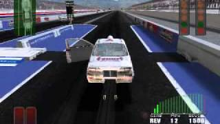 NHRA Quarter Mile Showdown (PC) - Pro Stock