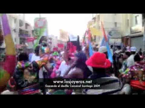 Desfile Carnaval de Santiago 2009 :: Grupo de Lechones Los Joyeros