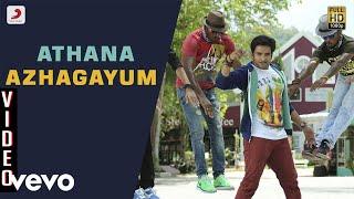 Innimey Ippadithaan - Azhaga Aanazhaga Video | Santhanam, Ashna Zaveri
