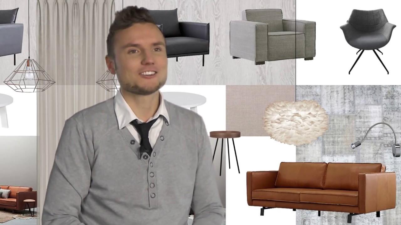 Interview met interieurontwerper Marc Müskens - ZOOMMM - YouTube