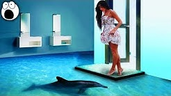 Top 10 COOLEST House Interior Design Features You Won't Believe Exist