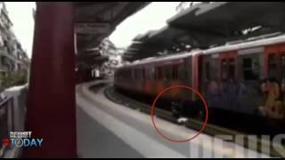 NewsIt.gr: Έπεσε στις ράγες του τρένου