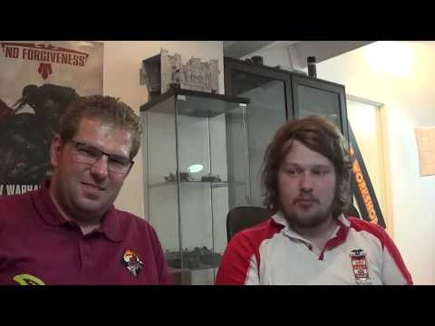 Rotterdam White Scar Unboxing Video: The Stone Giants from SBG Magazine Issue 7
