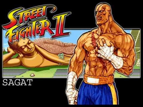 Sagat Theme (Street Fighter 2)