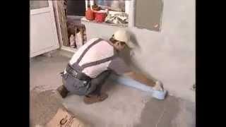 Суха стяжка підлоги Knauf - поетапне керівництво