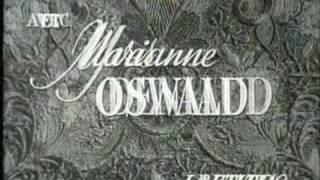 Les amants de Vérone (1948) - Générique