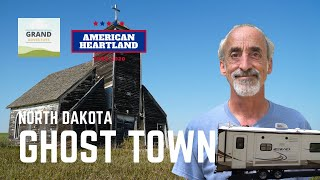 Ep. 173: North Daĸota Ghost Town | RV travel camping