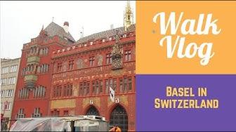 Basel Walking Vlog 2020
