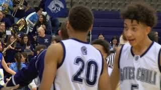 Highlights: Section V Boys Basketball: Gates-Chili vs. Irondequoit