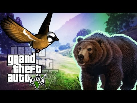 GTA 5 Peyote Plant Locations Hunt to Play as Animals in GTA 5! (LIVE EASTER EGG HUNT PART 1)