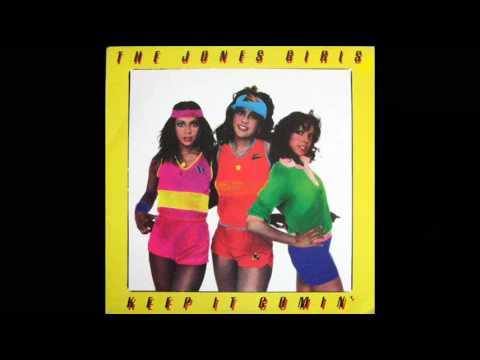 The Jones Girls-Nights over Egypt 1981