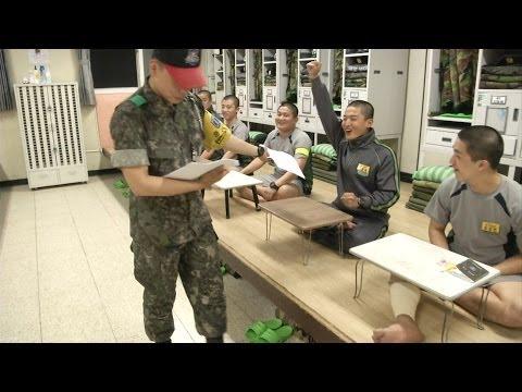 [훈련병의 품격] 8부. 처음으로 받아보는 편지 그리고 군가 배우기!