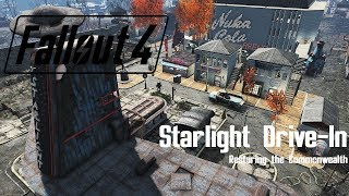fallout 4 best settlement build starlight drive in state of