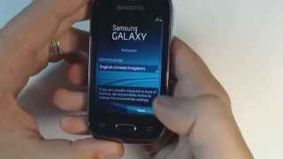 Samsung Galaxy Young S6310 hard reset