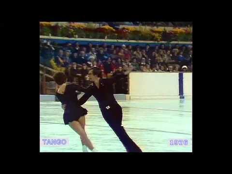Людмила Пахомова и Александр Горшков - Tango La Cumparsita (1976)